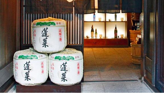 岐阜の日本酒【蓬莱(ほうらい)】伝統の「寒造り」で醸す飛騨の酒