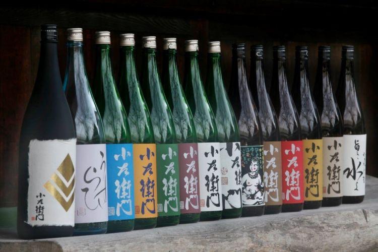 岐阜の日本酒【小左衛門(こざえもん)】常に挑戦し続ける蔵元の酒