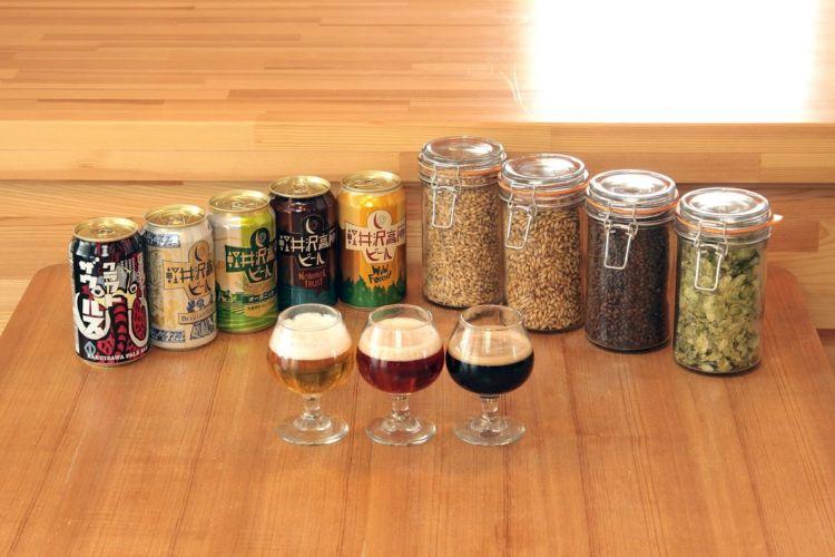 長野のビール【軽井沢高原ビール】 軽井沢の魅力が詰まった大人気のビール