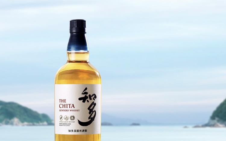 「知多(ちた)」は多彩な原酒の魅力を融合したグレーンウイスキー