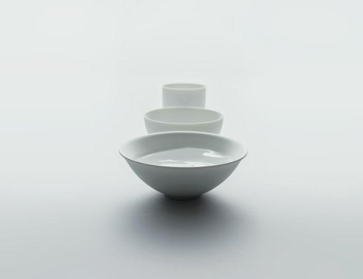 日本酒の味わいをチューニング! 3種の酒器「asobi sake ceramics」発売