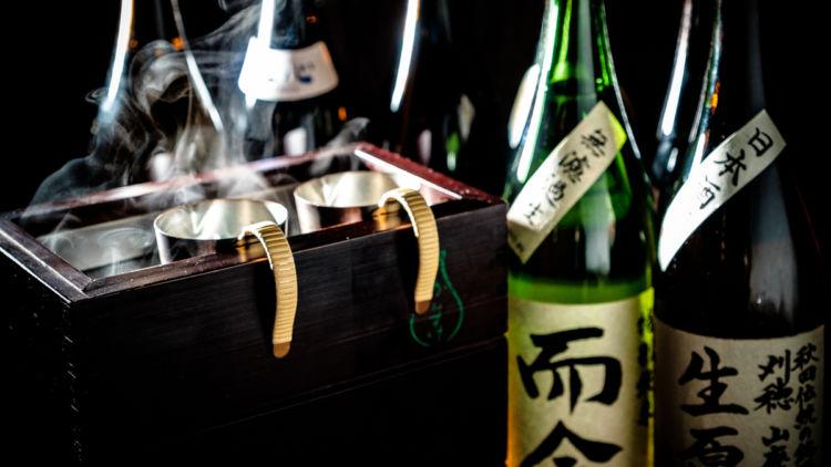 8種類の温度で味わう日本酒と美酒鍋を「日本酒バル 蔵バル 梅田」で堪能!