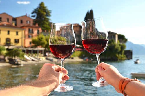 イタリアワインといえばトスカーナ生まれのキャンティは欠かせません!