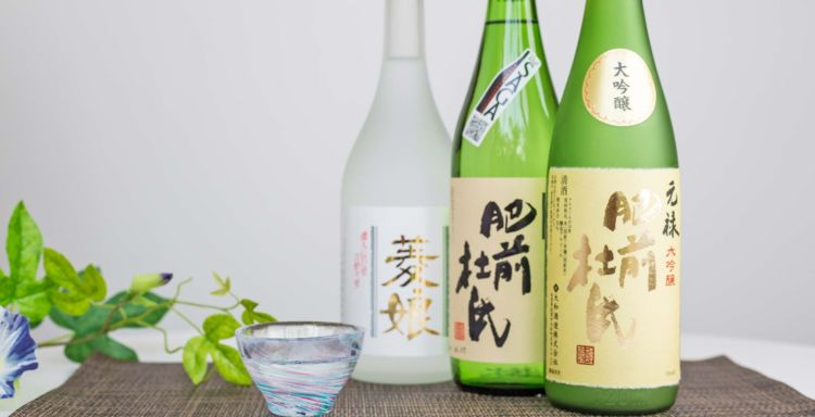 佐賀の焼酎【菱娘 (ひしむすめ)】日本初のひし焼酎は女性に大人気の逸品