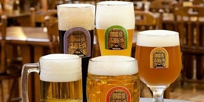 静岡のビール【御殿場高原ビール】 日本最大級のブルーパブ