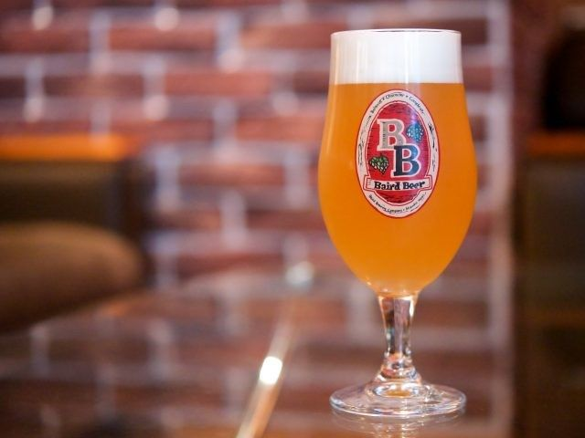 静岡のビール【ベアードビール】 世界一美しいブルワリーをめざして