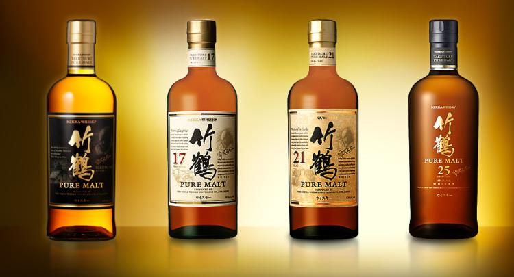 「竹鶴ピュアモルト」はウイスキー造りへの夢と情熱が結晶したピュアモルト