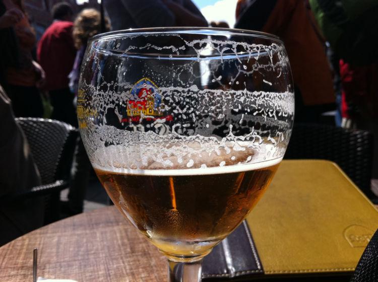 「エンジェルリング」はおいしいビールの証