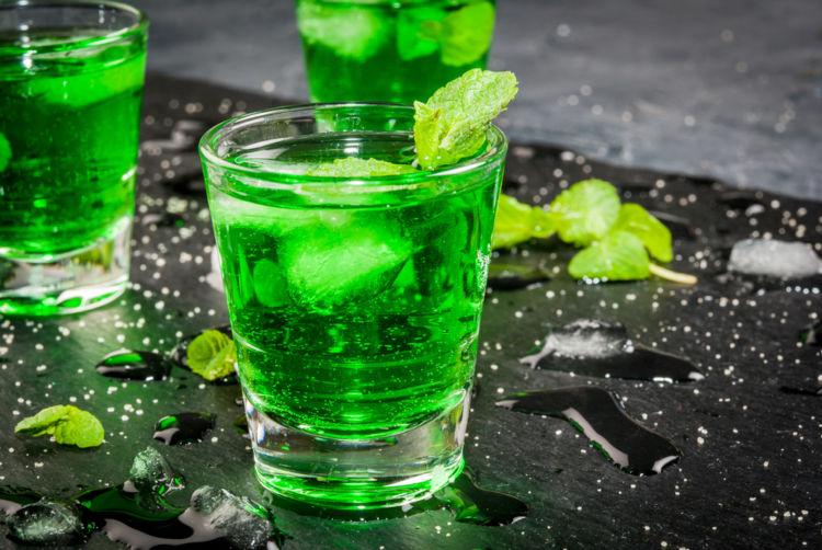 【ペパーミントリキュール編】リキュールのおいしい飲み方