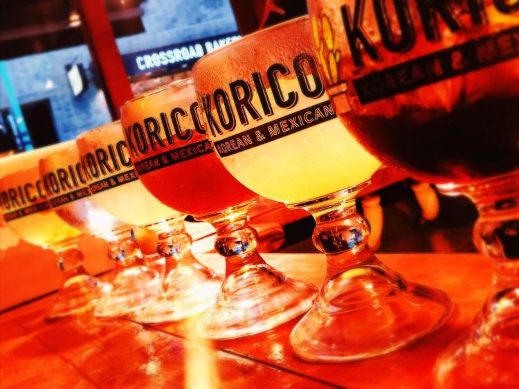 韓国とメキシコの辛さをMIX! 1,000種類のお酒が揃う恵比寿の「KORICO」