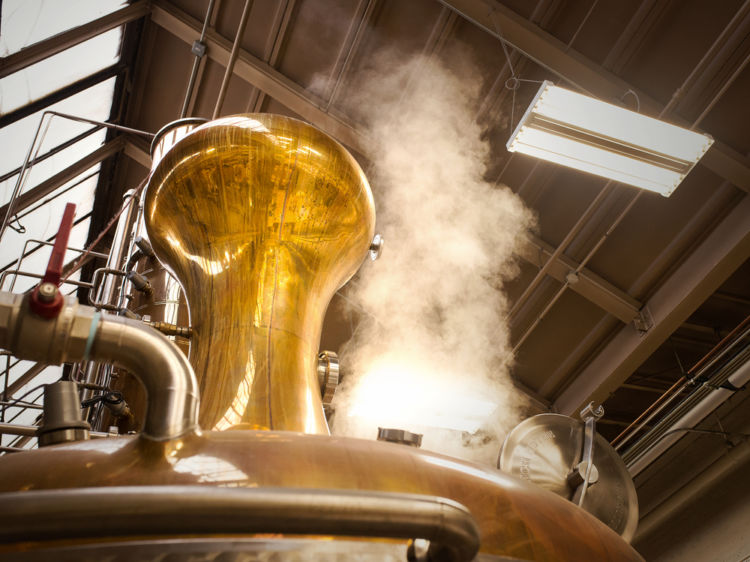 ウイスキーの工場見学を満喫しよう!
