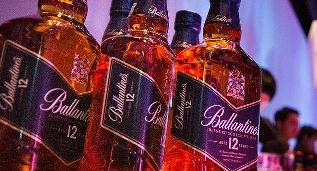「バランタイン」はブレンデッド・スコッチの代名詞的な銘柄