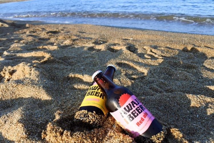 淡路島唯一のクラフトビール!淡路島の自然が奏でる音に包まて熟成される「あわぢびーる」