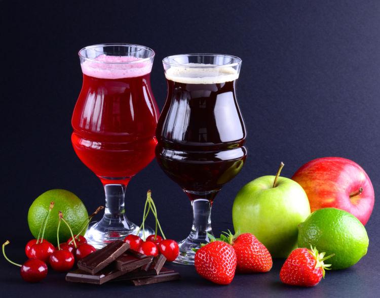 フルーツビールの特徴とおすすめの飲み方