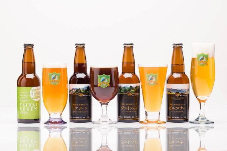 新潟のビール【胎内高原ビール】ドイツの伝統製法で造るクラフトビール