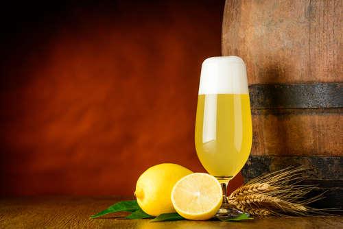 爽やかな酸味が香ばしさとベストマッチ!「ビール×レモン」