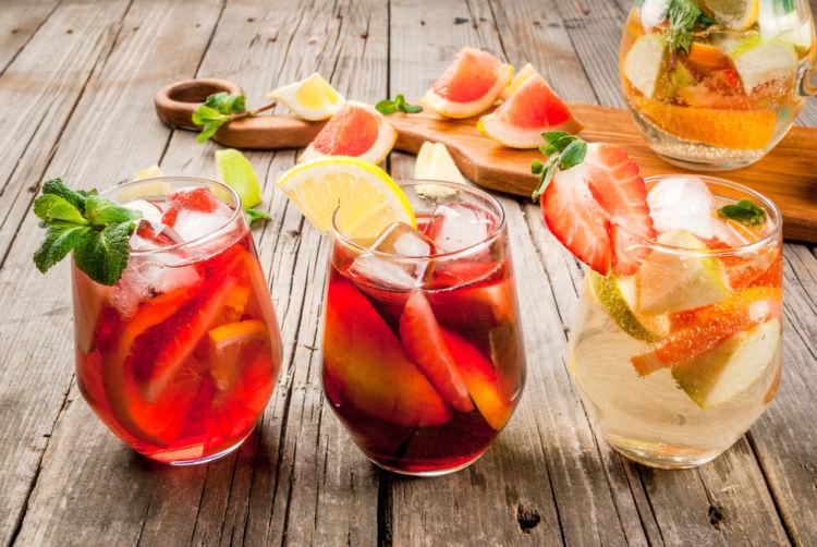 日本酒サングリアが、オシャレと美容に敏感な女子を中心に人気急上昇!