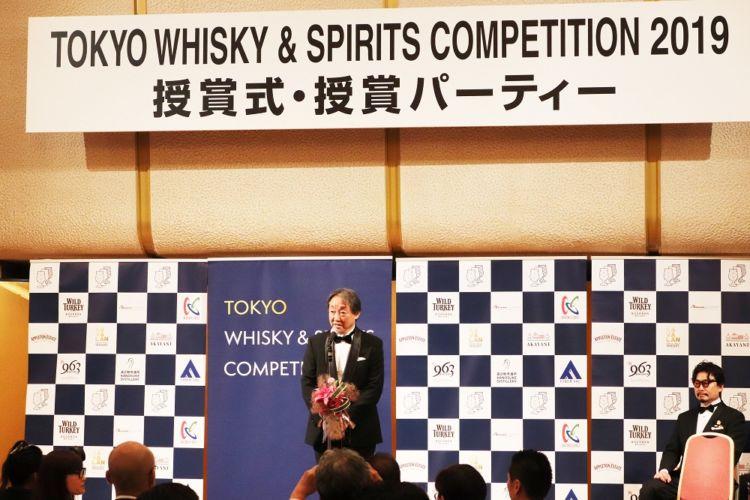 世界のウイスキーとスピリッツの品評会「東京ウイスキー&スピリッツコンペティション」授賞式レポート