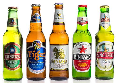 アジアのビールの特徴はすっきりした味わいで飲みやすい!