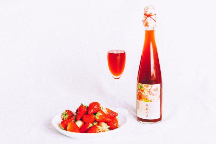 愛する人に「好き。」を伝える。高級苺のクラフトビール「苺花一愛」