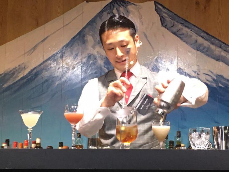 世界最大級のバーテンダーコンペティション日本代表に吉田 宏樹氏が決定