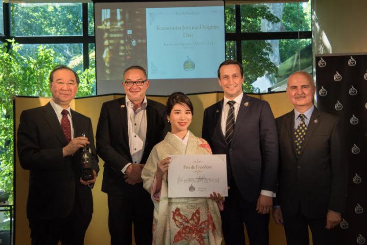 フランスの日本酒コンクール「Kura Master 2019」。ソムリエらが選んだ最高の日本酒とは?