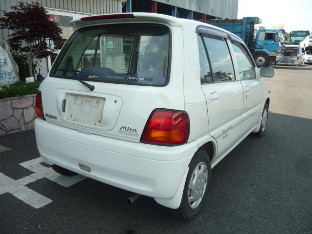 DAIHATSU ミラ E-L500S