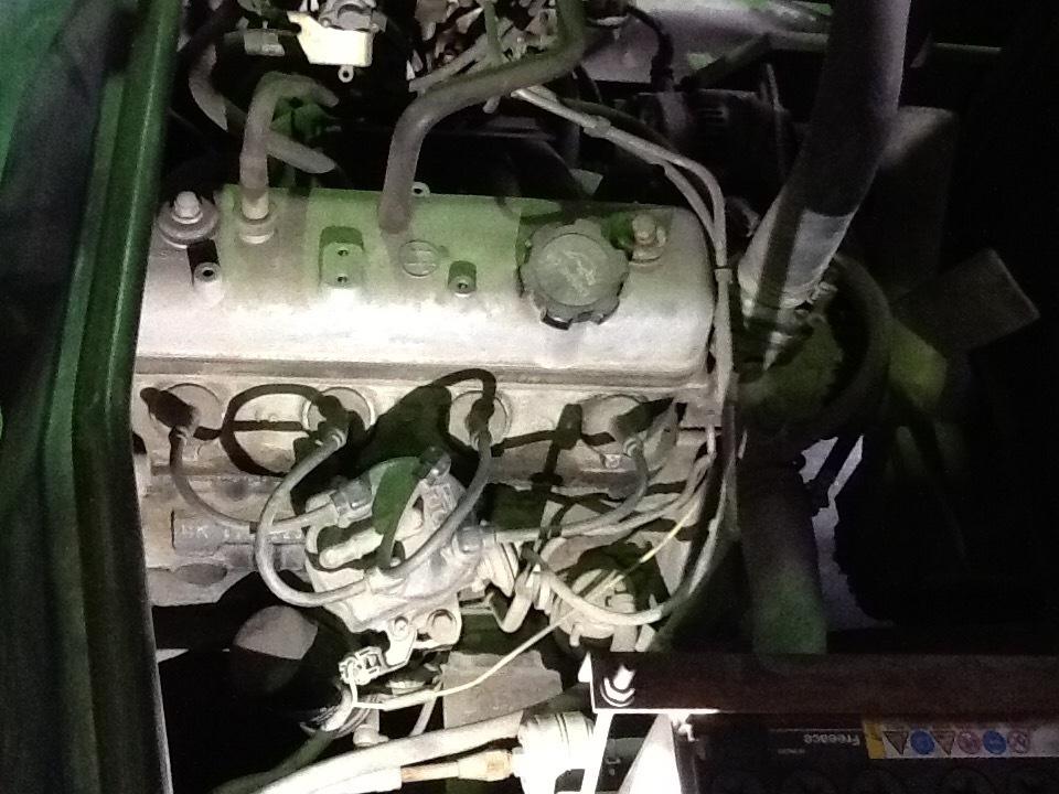 KOMATSU 1.5トンリフト FG15L-15