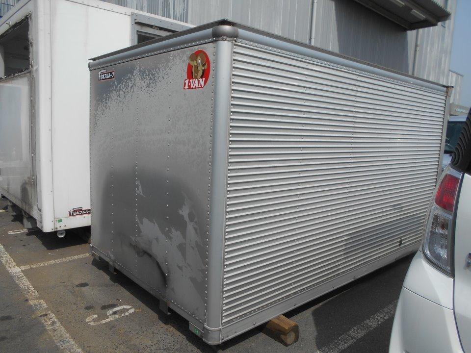 Special car 荷箱
