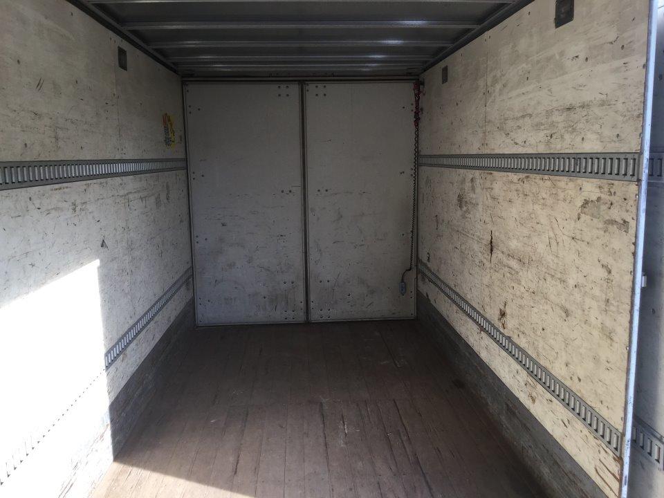 荷箱 外寸 縦2270×横6300×高2480