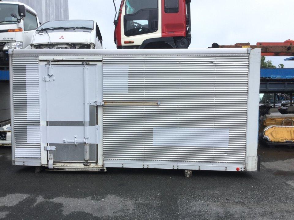 荷箱 外寸 縦1840×横4420×高さ2150