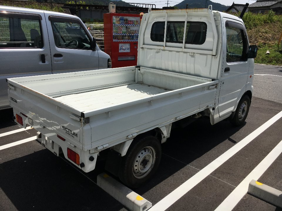 MAZDA スクラムトラック EBD-DG63T
