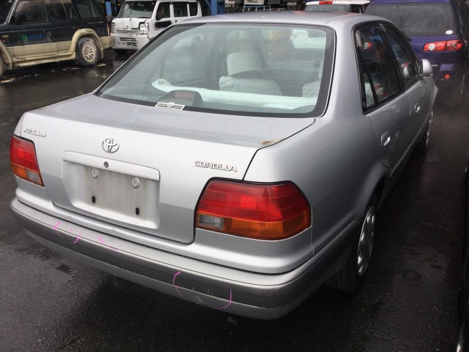 トヨタ カローラ   Ref:SP224571     4/23