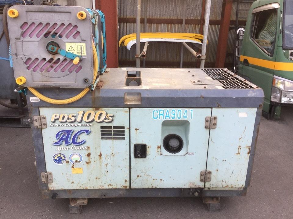 エンジンコンプレッサー PDS100SC-5