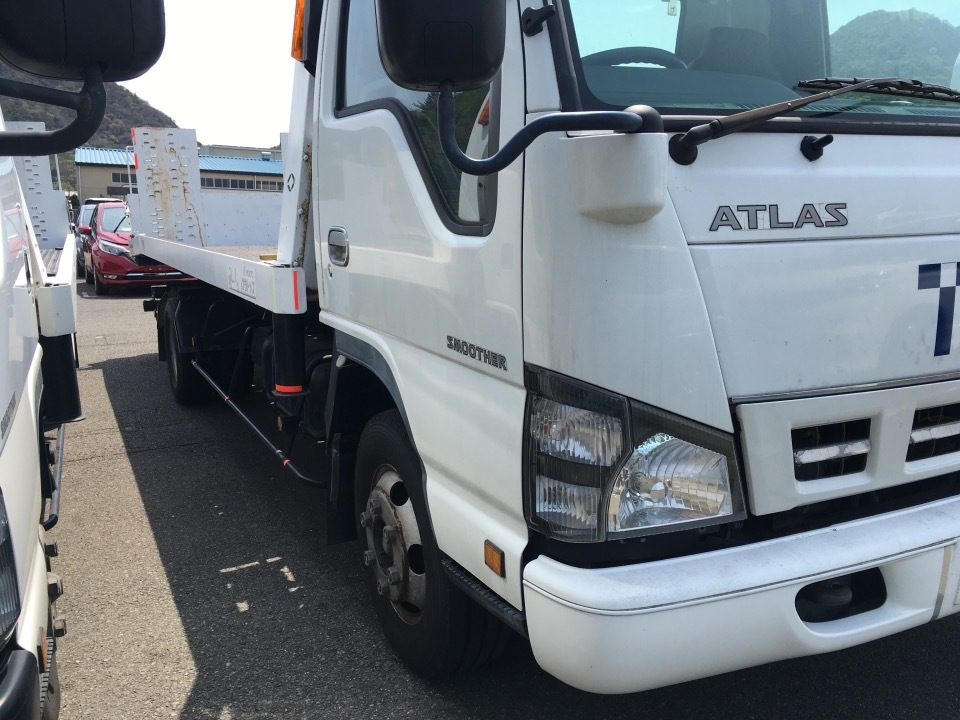 NISSAN Atlas   Ref:SP229615     2/26