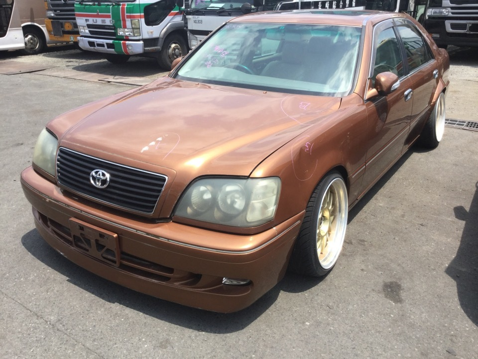 TOYOTA Crown   Ref:SP231504     2/16
