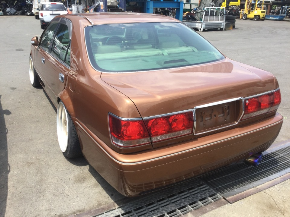 TOYOTA Crown   Ref:SP231504     3/16