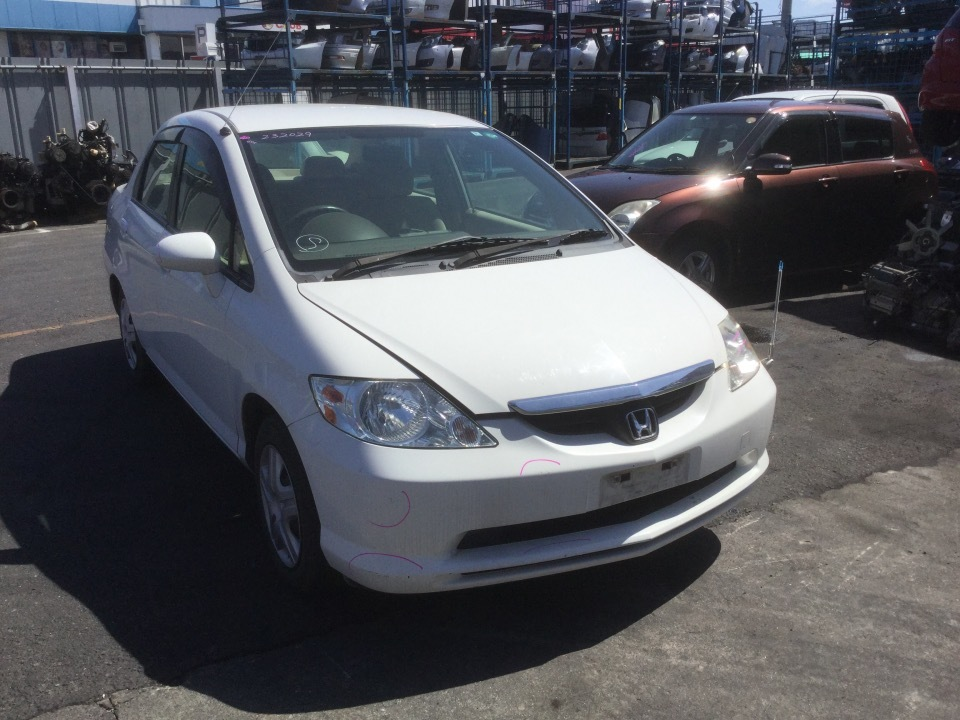 HONDA Fit Aria   Ref:SP232029     1/26