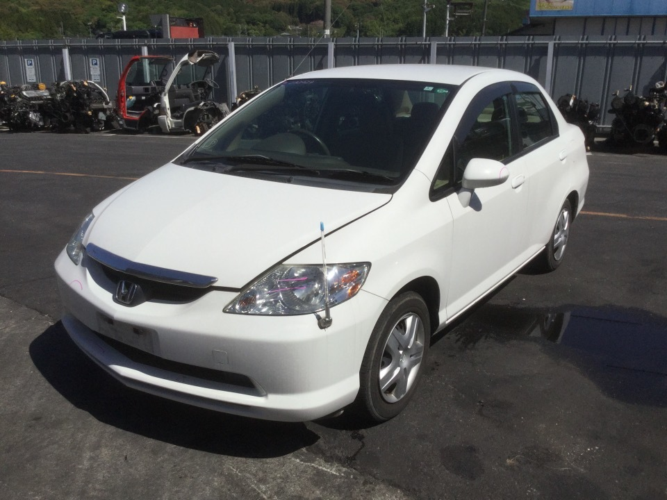 HONDA Fit Aria   Ref:SP232029     2/26