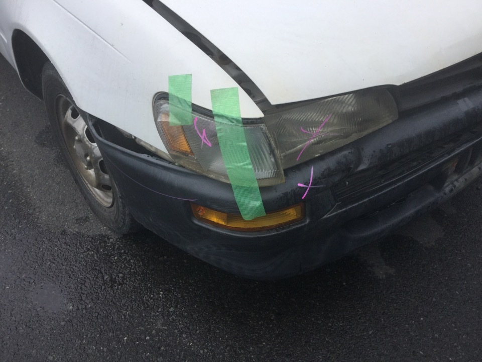 TOYOTA Corolla Van   Ref:SP232196     9/16