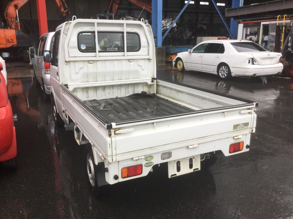 SUZUKI Carry Truck   Ref:SP232252     2/7