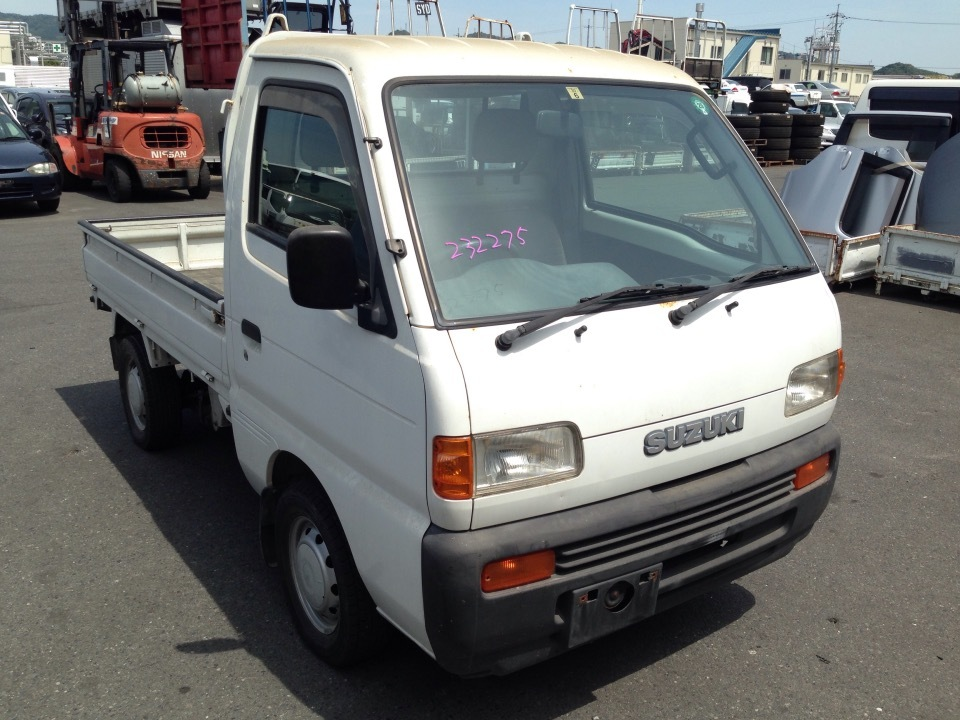 SUZUKI Carry Truck   Ref:SP232275     1/21