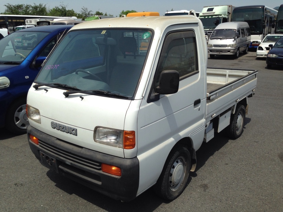 SUZUKI Carry Truck   Ref:SP232275     2/21