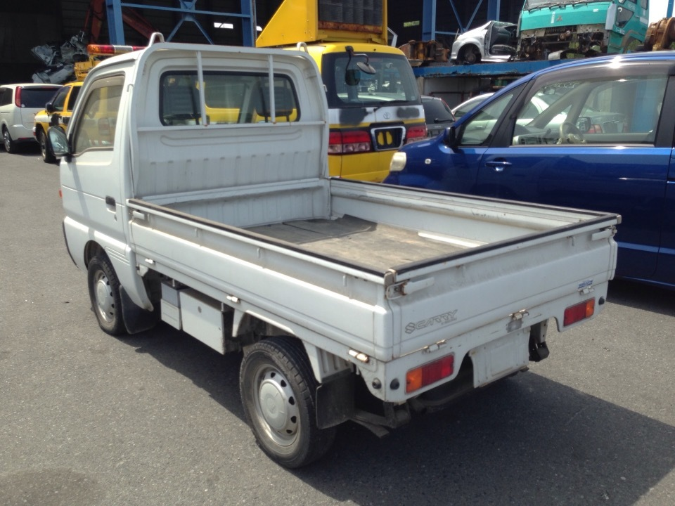 SUZUKI Carry Truck   Ref:SP232275     3/21