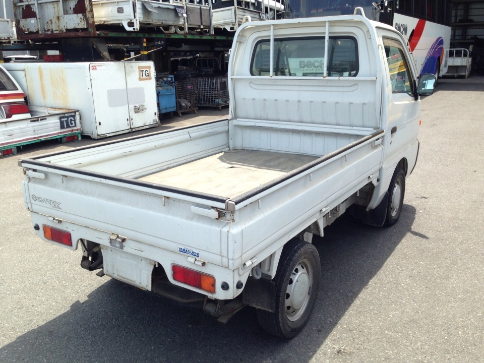 SUZUKI Carry Truck   Ref:SP232275     4/21