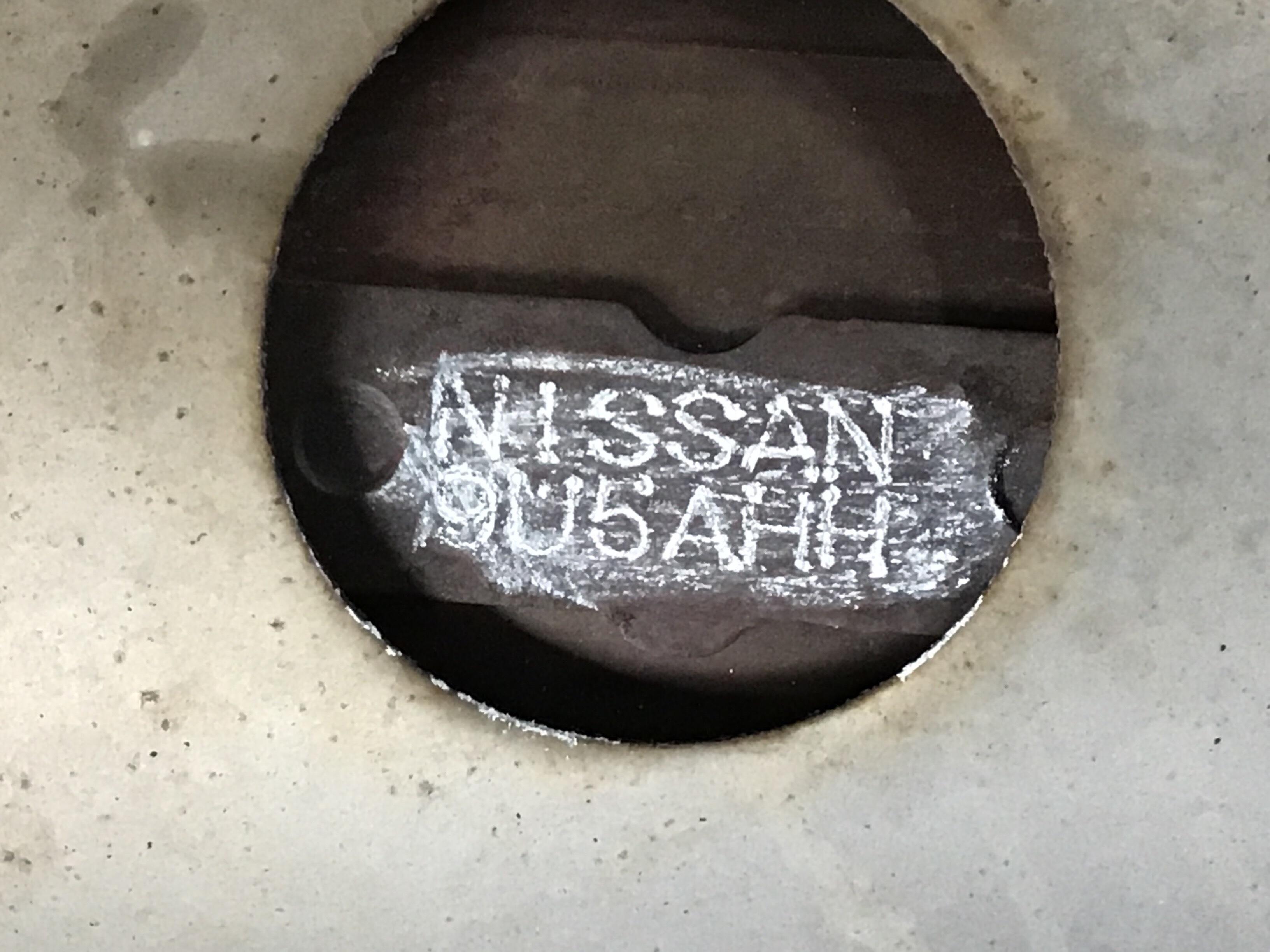 NISSAN Tiida   Ref:SP233051     11/19