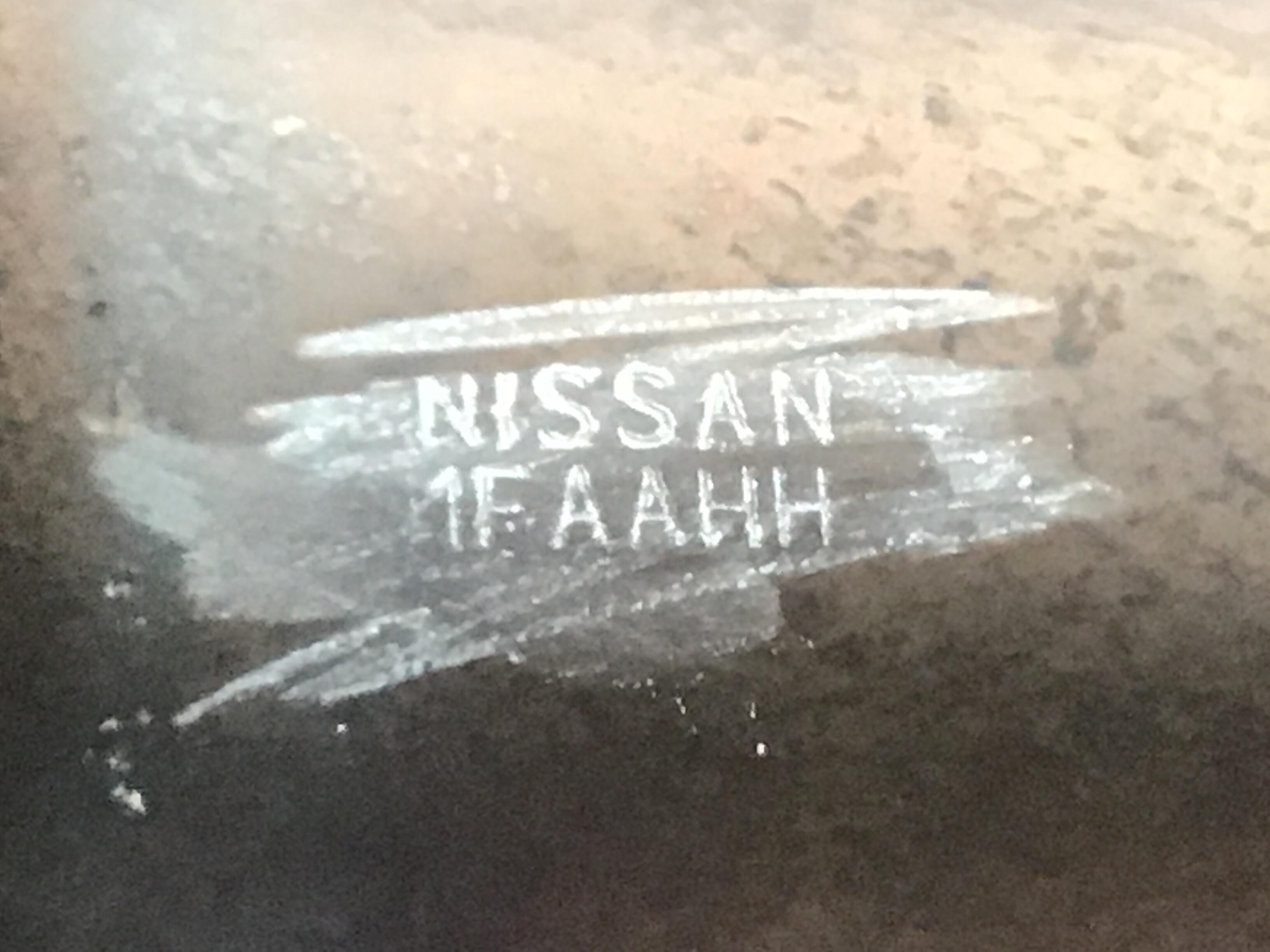 NISSAN Tiida   Ref:SP233051     12/19