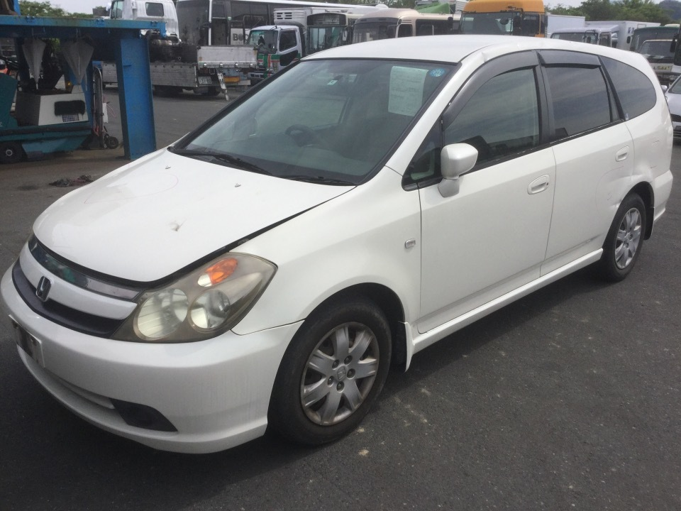 HONDA Stream   Ref:SP233319     2/21