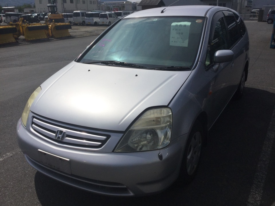 HONDA Stream   Ref:SP233543     2/15