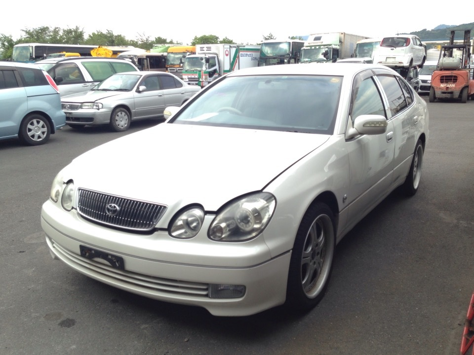 TOYOTA Aristo   Ref:SP233563     2/15